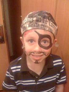 Korbyn the Pirate